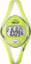 Timex Ironman Sleek 50 lap Mid Size (T5K656) - Sporthorloge - Neon/Lime