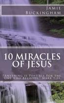 10 Miracles of Jesus