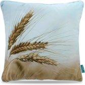 Intimo Wheat - Sierkussen - 45x45 - Multi colour