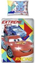 Disney Cars Champ - Dekbedovertrek - Juniormaat  - 120 x 150 cm - Multi