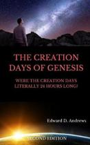 The Creation Days of Genesis