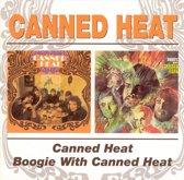 Canned Heat/Boogie With..