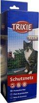 Katten beschermingsnetten transparant 4 x 3 meter