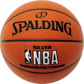 Spalding Basketbal NBA Silver - Indoor/Outdoor - Maat 7