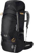 Jack Wolfskin Highland Trail XT 45 Backpack - 60 Liter - Zwart