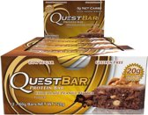 Quest Nutrition Quest Bar - Eiwitreep - 1 doos (12 eiwitrepen) - Chocolate Peanut Butter