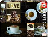 Educa puzzel - Koffie - 1000 stukjes