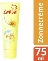 Zwitsal Zonnecrème SPF30 75ml - baby zonnebrandSPF30 75ml - baby zonnebrand