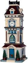 Clock tower, b/o led