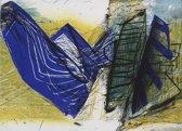 Hans Vredegoor Schilderij Ets 'CCXV'(66x51)
