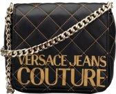 Versace Jeans Couture Dames Crossbody Gewatteerd - Black