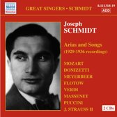 Josef Schmidt: Arias And Songs
