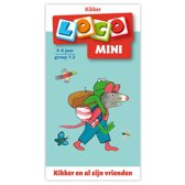 Mini Loco. Kikker en al z'n vrienden (4-6 jaar)