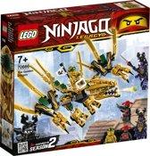 Afbeelding van LEGO NINJAGO Legacy De Gouden Draak - 70666 speelgoed