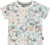 Noppies Shirt Sacramento - Blanc de Blanc - Maat 68