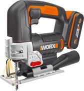 Worx WX543.9 20V accu-decoupeerzaag