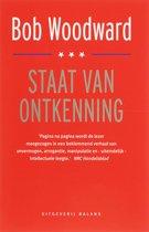 Boek cover Staat Van Ontkenning van B. Woodward (Onbekend)