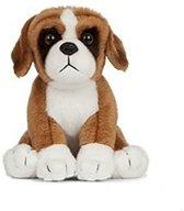 Knuffel Puppy Boxer, 15 cm