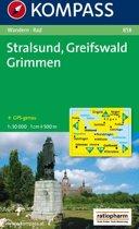 Kompass WK858 Stralsund, Greifswald, Grimmen
