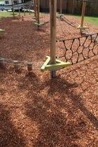 Intergard Franse boomschors houtsnippers bodembedekker per 1m3