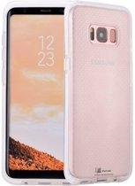 Samsung Galaxy S8 Shockproof Hoesje Bumper Wit