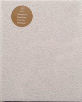 Gastenboek - Henzo - Cira - Wit