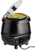 Saro Soep- en barketel   10 Liter   36(h) x 33 Ø cm