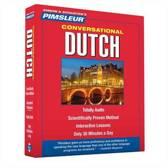 Pimsleur Dutch Conversational Course - Level 1 Lessons 1-16 CD