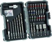 Bosch metaalspiraalboren en schroefbitset - 35-delig - 2607017328