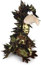 Beeztees Camouflage Eend - Hondenspeelgoed - Groen - 25 cm