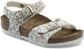 Birkenstock Rio Kinderslippers Small fit - White - Maat 27