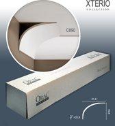Orac Decor C890 XTERIO 1 doos 10 stukken Kroonlijst | 20 m
