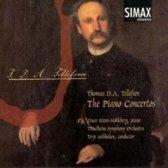 Tellefsen: The Piano Concertos