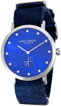 Lars Larsen Heren horloge 132SDDZ