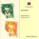 Symphonies 5 & 7