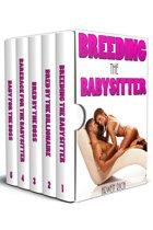 Breeding the Babysitter (5 story box set, impregnation)