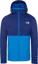 The North Face Millerton Jacket Jas Heren - Night Blue / Bomber Blue