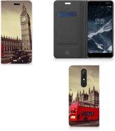 Nokia 5.1 (2018) Book Cover Londen