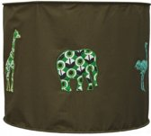 Taftan - Lamp - Safari donker groen