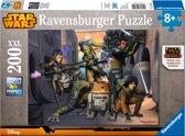 Ravensburger Star Wars: The Rebellion begins - Legpuzzel - 200 Stukjes