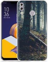 Zenfone 5Z ZS620KL Hoesje Dark Forest