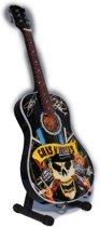 Miniatuur gitaar Guns N' Roses