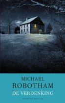 Boek cover De verdenking van Michael Robotham (Onbekend)