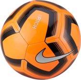 Nike VoetbalVolwassenen - oranje/zwart/zilver