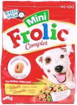 Frolic Mini Hondenvoer - Met Gevogelte - 6st x 1kg
