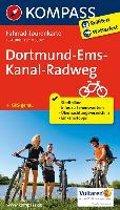 Kompass FK7053 Dortmund-Ems-Kanal-Radweg