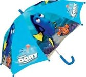 Disney Paraplu Finding Dory 38 Cm Blauw