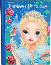 TOPModel Fantasy Princess kleurboek