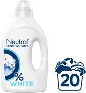 Neutral 0% Parfumvrije Wasmiddel Wit - 20 wasbeurten