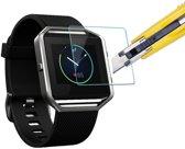 KELERINO. Screenprotector voor Fitbit Blaze - 3 stuks